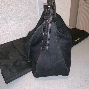 Fendi Bags - Authentic fendi neoprene zucca mama baguette purse